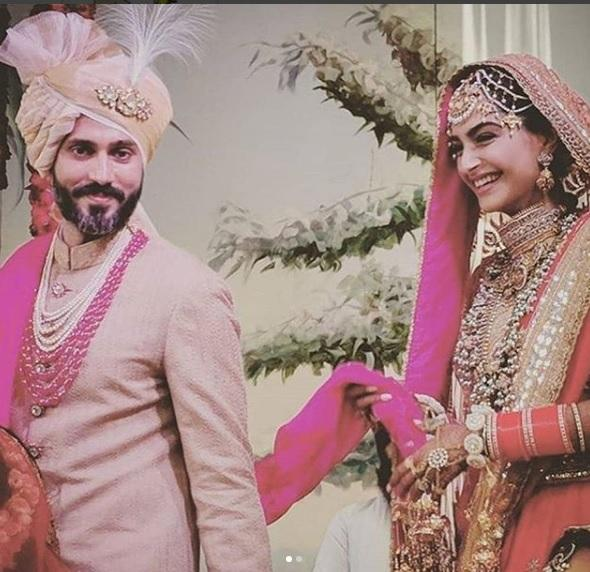 Anand Ahuja Wedding Pictures