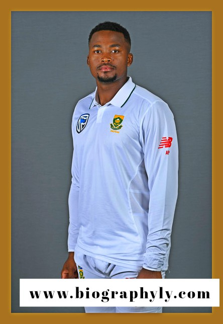 Andile Phehlukwayo South Africa Test Squad