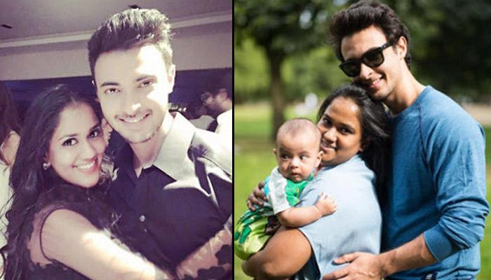 Aayush Sharma pictures