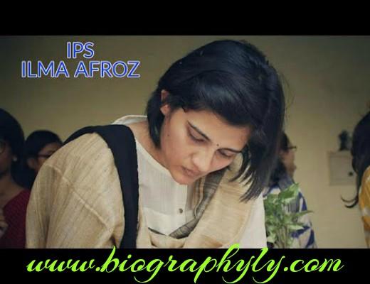 Ilma Afroz
