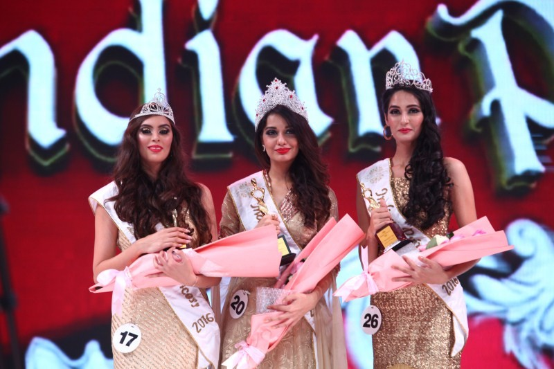 Divya Agarwal Miss India