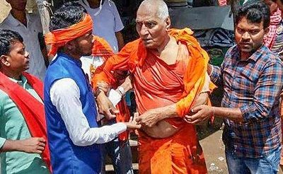 Swami Agnivesh Biography Wife Ranchi Incident