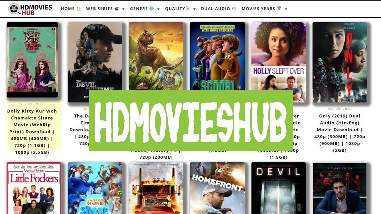hdmovieshub how to download hd movies