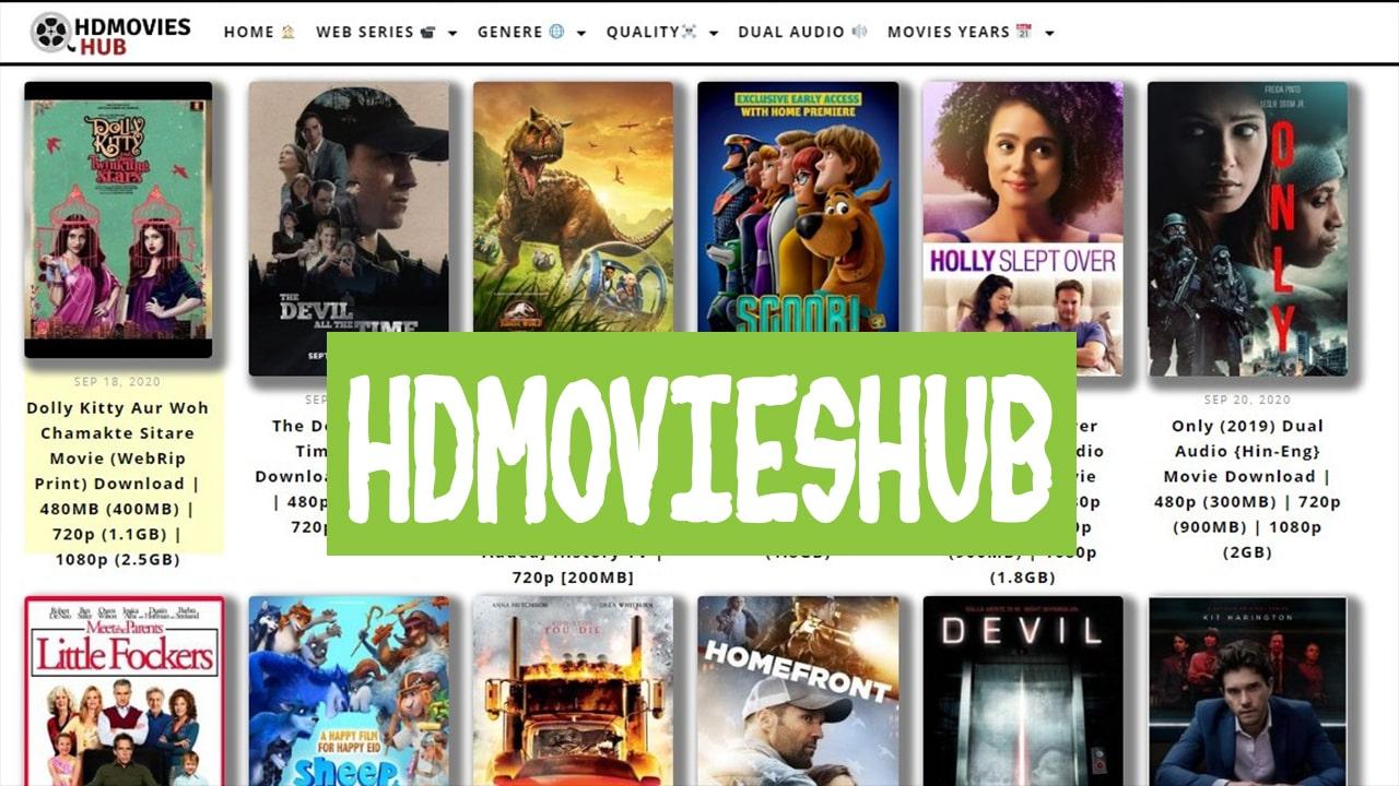 hdmovieshub how to download hd movies