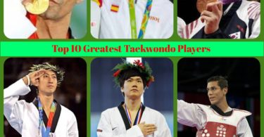 Top 10 Greatest Taekwondo Players in the World 2021 - Biographyly